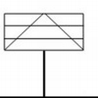 LEI-APPEL 'NOTARISAPPEL' (hoogstam leiboom 4-etages)  omtrek 12-14cm