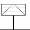 LEI-EIK (hoogstam leiboom 4-etages) omtrek 12-14cm